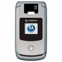 Оригинальный телефон Motorola V3X Blue