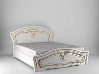 Кровать двуспальная Альба 160 (Неман)