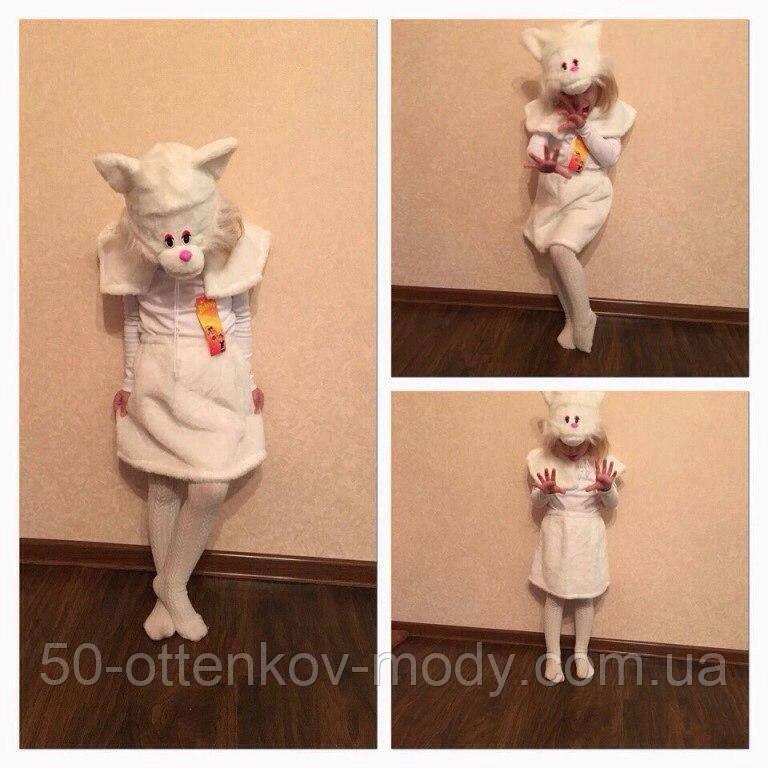 Детский карнавальный костюм Кошечка,3-7 лет! Размер стандартный1