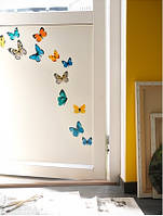 Декоративные наклейки, бабочки  SLÄTTHULT