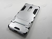 Противоударный чехол Nokia 5 (серебристый), фото 1