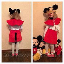 Детский карнавальный костюм Микки, 3-7 лет! Размер стандартный1