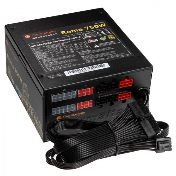 Блок питания Thermaltake Rome 750W GOLD (W0494RE)