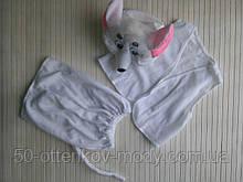 Детский карнавальный костюм Мышка, 4-8 лет! Размер стандартный1