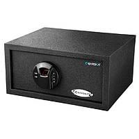 Сейф биометрический Barska HQ100  Inner Dimensions Biometric Keypad Safe