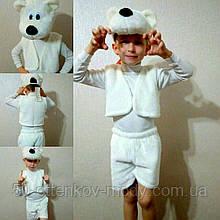 Детский карнавальный костюм Мишка, 3-7 лет! Размер стандартный1