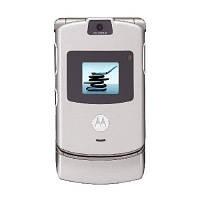 Оригинальный телефон Motorola V3XX Grey