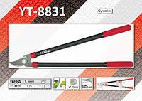 Сучкорез со стальными ручками l= 625мм, d= 25мм., YATO YT-8831