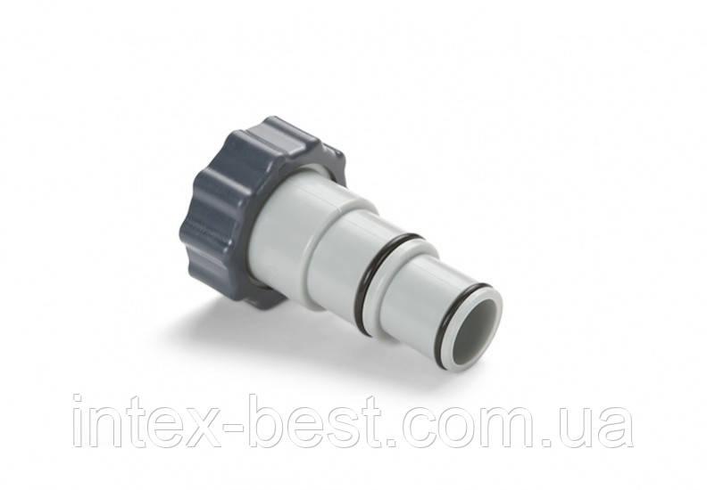 Переходник А для подключения оборудования бассейнов с 38 мм на 32-38 мм Intex 10849