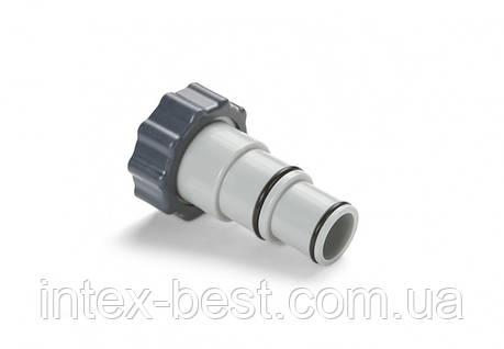 Переходник А для подключения оборудования бассейнов с 38 мм на 32-38 мм Intex 10849, фото 2