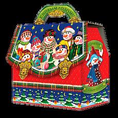 Сладкие новогодние подарки для детей