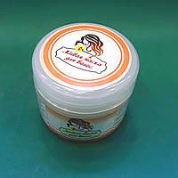 Живая маска для волос с маслом ГХИ и экстрактом сока из ростков пшеницы, 125 г