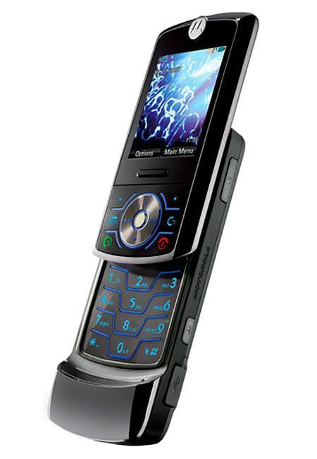 Оригинальный телефон Motorola ROKR Z6 black - o-mobil  в Кременчуге