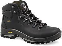 """Мужские кожаные ботинки """"Grisport Vibram 1"""" чёрные 40-44р., фото 1"""