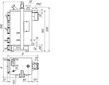 Котел на твердом топливе Донтерм Турбо 13 кВт, 130 м², фото 3