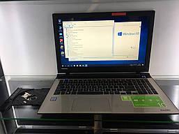 """Ноутбук Toshiba Satellite L55-C5392 15,6"""" i7-6700HQ 2,6Гц 8гб HHD750ГБ"""