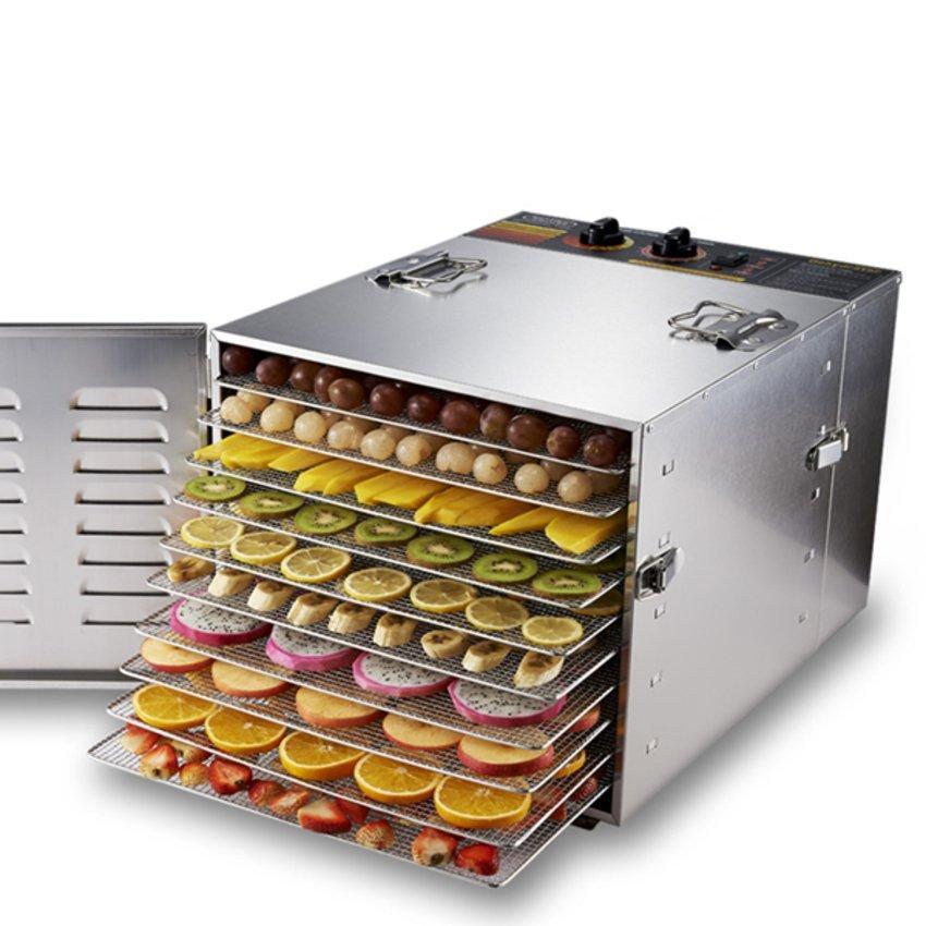 Сушилка для овощей фруктов WS10 PRO GoodFood (дегидратор)