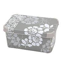 Коробка для хранения вещей 6 литров Decо's Romance Curver