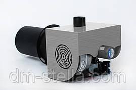 Двухконтурный  пеллетный твердотопливный котел с автоудалением золы 30 кВт, фото 3