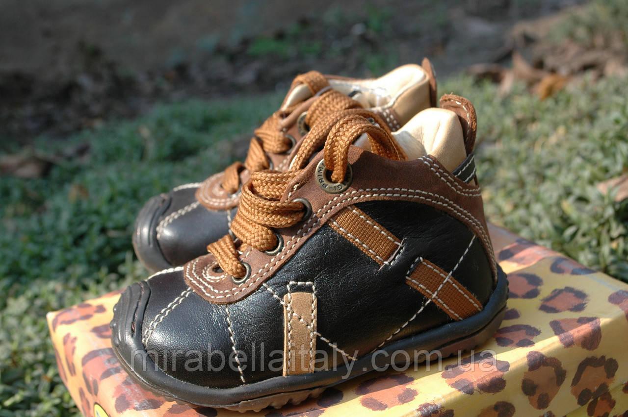 Ботиночки Primigi кожаные для мальчика