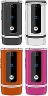 Оригинальный телефон Motorola W375 silver