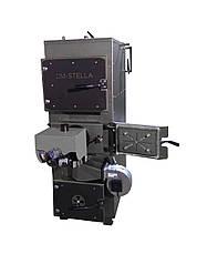 Двухконтурный  пеллетный котел с автоматическим удалением  золы 100 кВт, фото 3