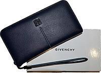 Женский кошелек из натуральной кожи Givenchy (11x20.5)