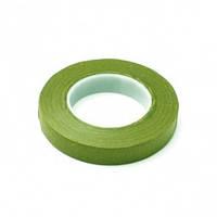 Тейп лента (флористическая лента) светло зеленая
