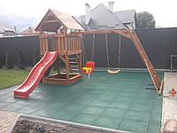 Деревянная детская площадка МАКСИ 2, фото 1