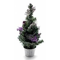 Декоративная настольная Новогодняя ёлка  (40 см)