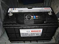 Аккумулятор   105Ah-12v BOSCH (T3052) (330x172x240),L,EN800 0092T30520