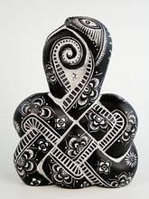 Фигурка Змея камень