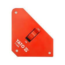 Магнитная струбцина заварки 85х139х25 YATO YT-0868