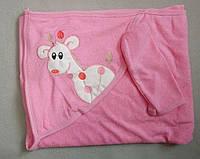 Полотенце для купания для новорожденных Турция оптом