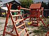 Деревянная детская площадка ДП-1
