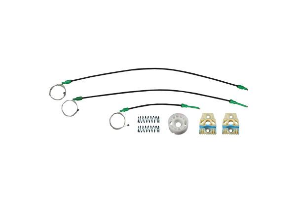 Ремкомплект механизма стеклоподъемника передней левой двери Volkswagen Golf 5