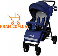 Прогулочная коляска Carrello Strada CRL-7305 Blue Синий