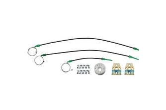 Ремкомплект механизма стеклоподъемника передней правой двери Jetta vi 2010-2016