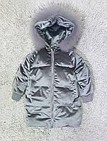 Детские пуховые куртки пальто Монклер