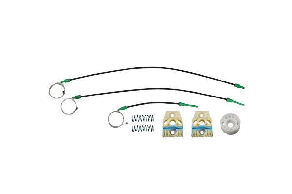 Ремкомплект механизма стеклоподъемника передней левой двери Volkswagen Passat B6