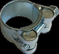 Силовий хомут 122-130 W1 сталь цб