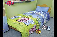Комплект постельного белья подростковое Слоники, фото 1
