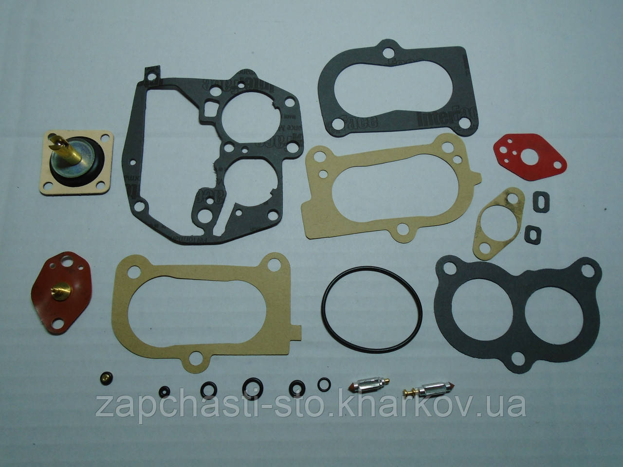 Ремкомплект карбюратора Pierburg 2E2, 2E3 Audi/Ford/Skoda/Opel/VW (Пирбург)