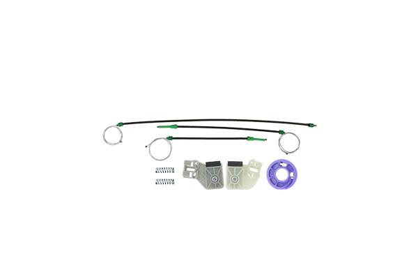 Ремкомплект механизма стеклоподъемника передней правой двери Volkswagen Polo 4