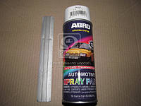 Краска белая Лада 473мл аэрозоль ABRO (арт. SP-201)