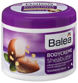 Крем для тела Balea с маслом ши и арганы 500мл
