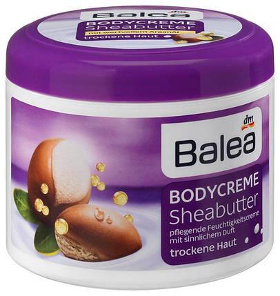 Крем для тела Balea с маслом ши и арганы 500мл, фото 2