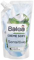 Жидкое крем-мыло Balea Sensitive с ароматом алоэ вера запаска 500мл
