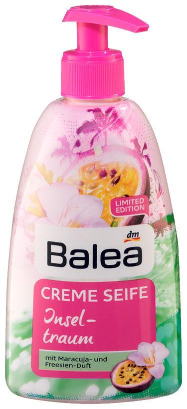 Жидкое мыло Balea InselTraum с ароматом маракуи и фрезии 500мл