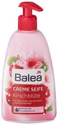 Жидкое мыло Balea c ароматом вишни с дозатором 500мл, фото 2